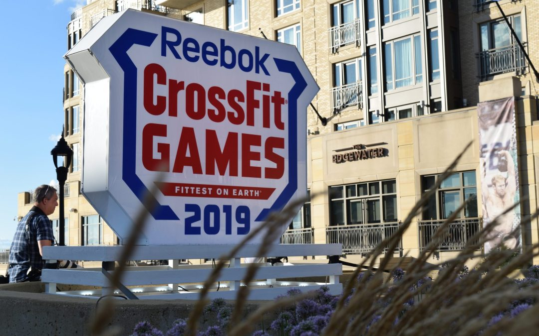 CrossFit has announced intent to move the 2020 CrossFit Games to Aromas, California.