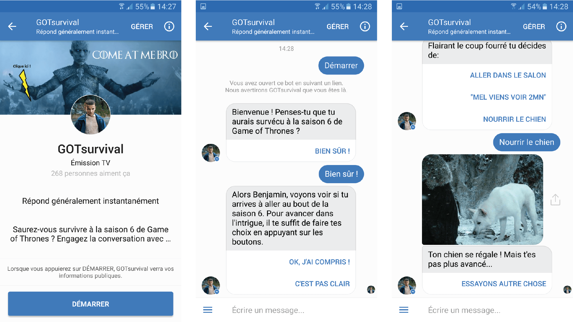 How to tell stories with chatbots ? - Nouvelles Narrations