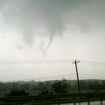 Stroud, OK Tornado