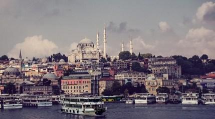 6.3 magnitude earthquake in Istanbul