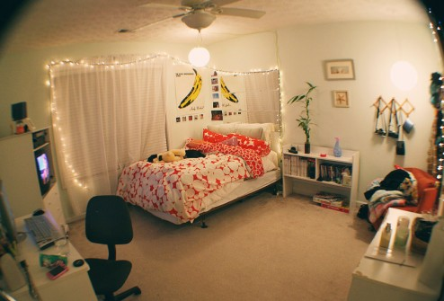 Interior design of teens room 14