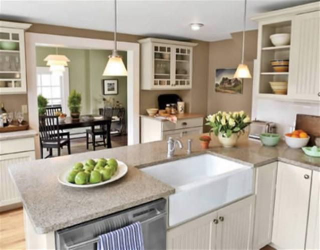 Kitchen idea and interior design 2