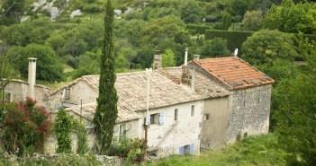 güney-fransa-köyleri