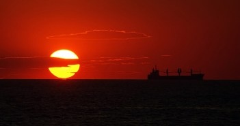 bozcaada-günbatımı