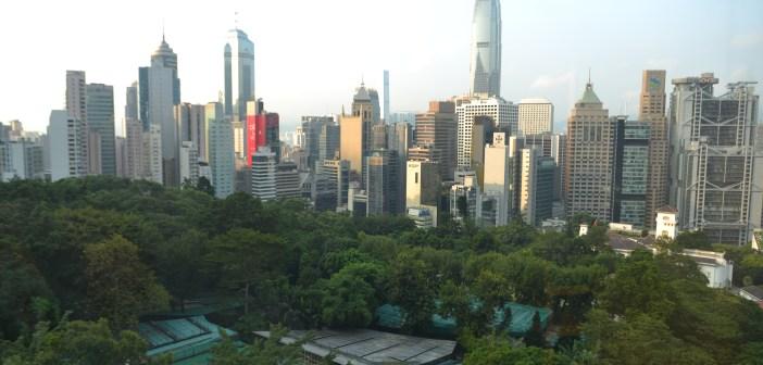 Asya'da bir Avrupalı; Hong Kong