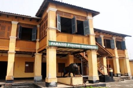musee en plein air de parakou, cotonou, benin republic
