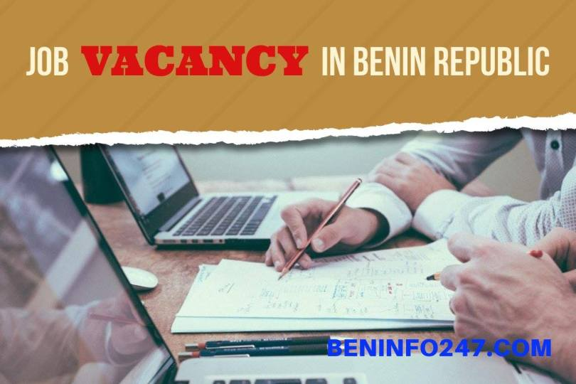 JOB VACANCY IN BENIN REPUBLIC