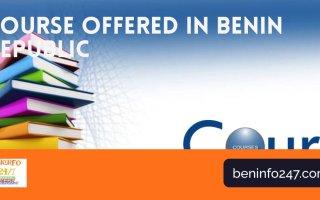 COURSES OFFERED IN BENIN REPUBLIC UNIVERSITIES