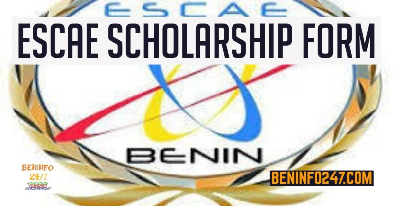 ESCAE Scholarship Form