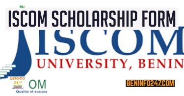 ISCOM University Scholarship Form