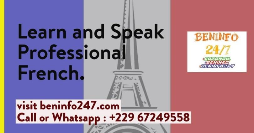 Study French In Benin Republic