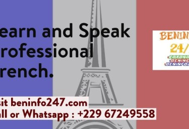 Study French In Benin Republic