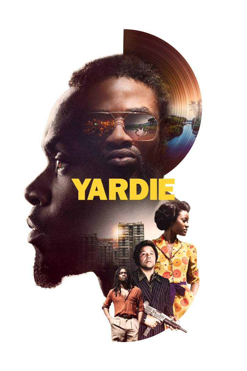"""Poster for the movie """"Yardie"""""""