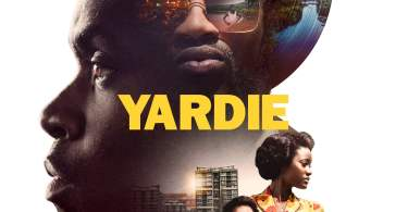 "Poster for the movie ""Yardie"""