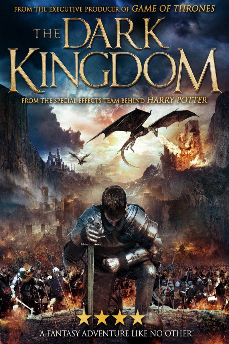 """Poster for the movie """"The Dark Kingdom"""""""