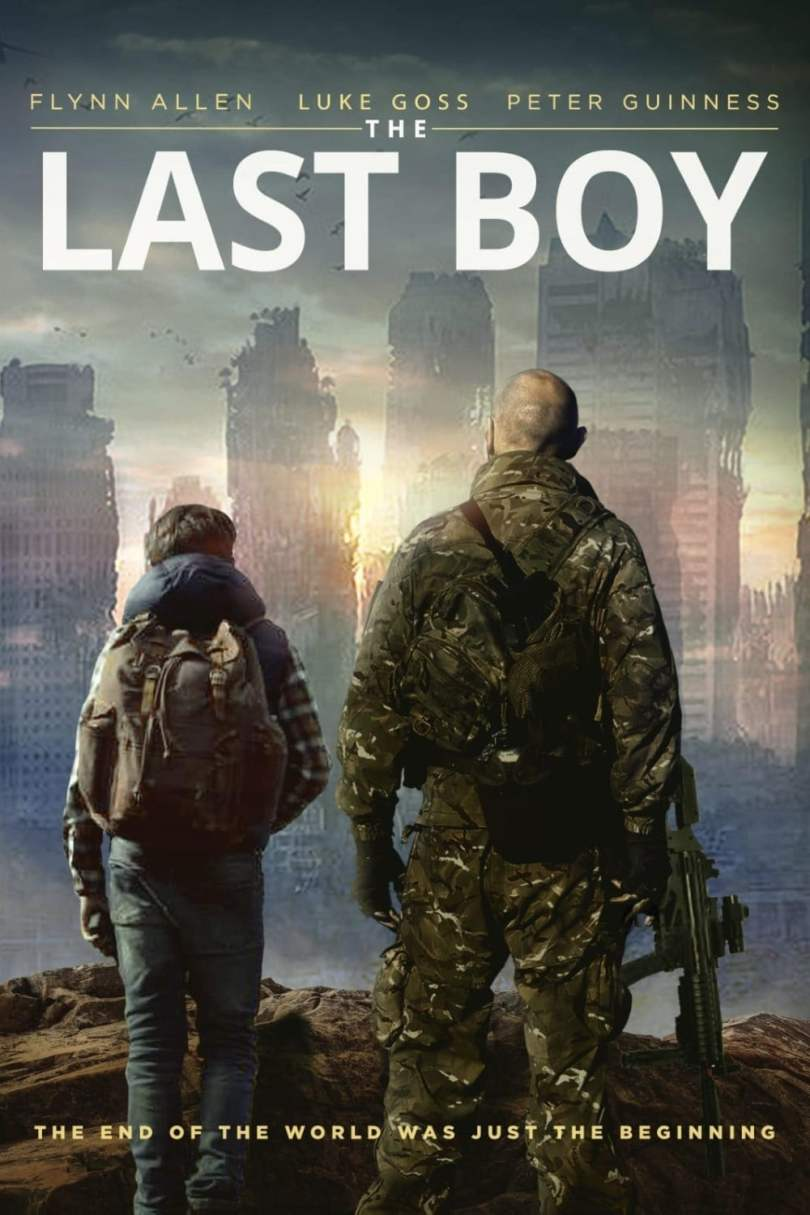 "Poster for the movie ""The Last Boy"""