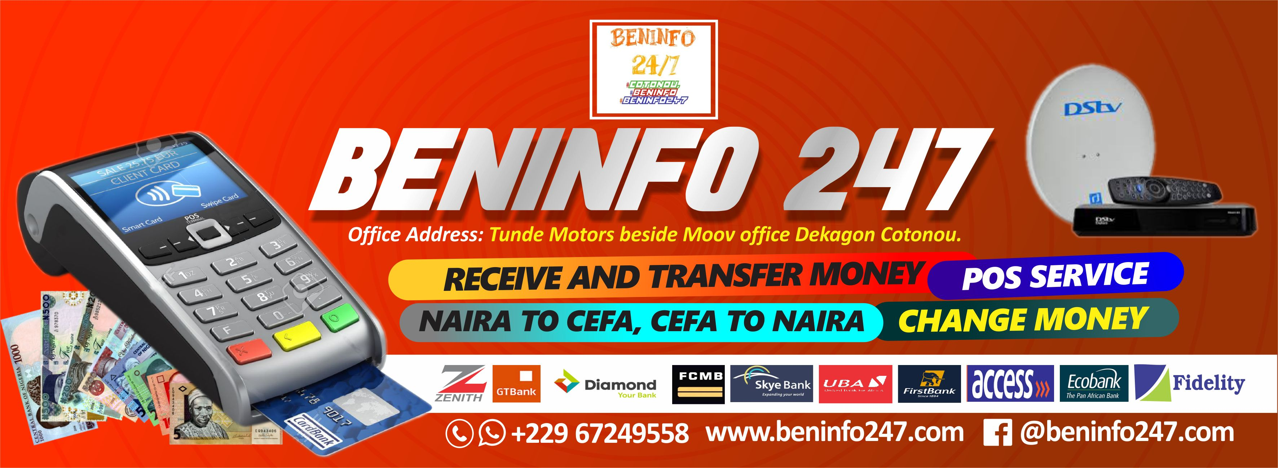 Benifo247 services