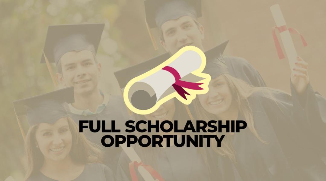 100 PERCENT scholarship