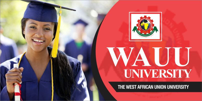 WAUU UNIVERSITY ADMISSION APPLICATION FORM