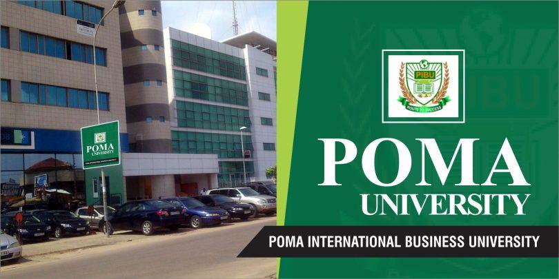 POMA UNIVERSITY ADMISSION APPLICATION FORM