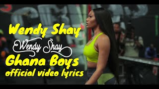 Picture of Wendy Shay - Ghana boys