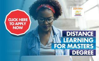 Online Degree Application Form