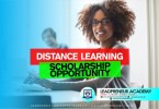leadpreneur academy distance learning scholarship