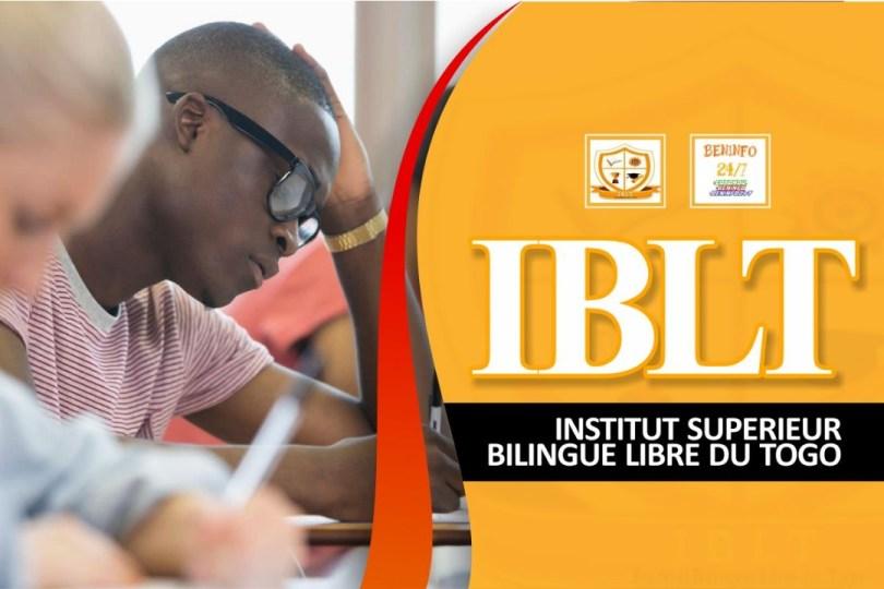 INSTITUT SUPERIEUR BILINGUE LIBRE DU TOGO (IBLT University Togo)