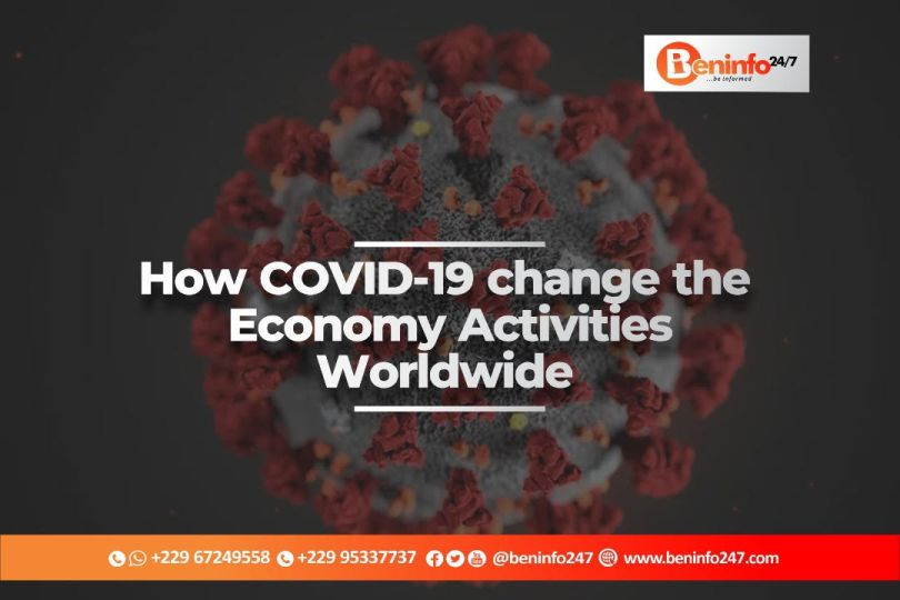 How COVID-19 Changed the Economy Activities worldwide