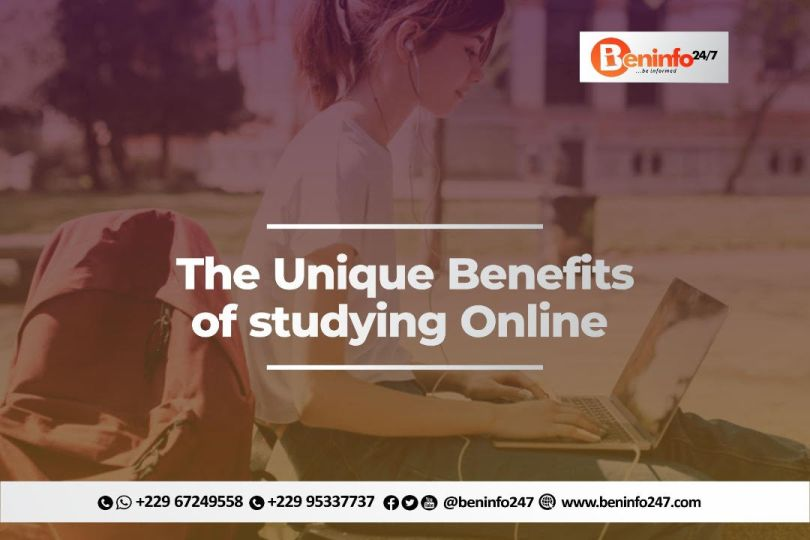 Benefits of studying Online in Benin Republic
