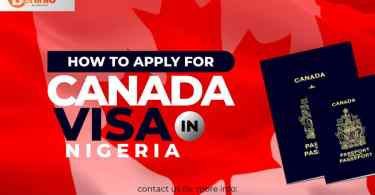 How to apply for Canada Visa in Nigeria