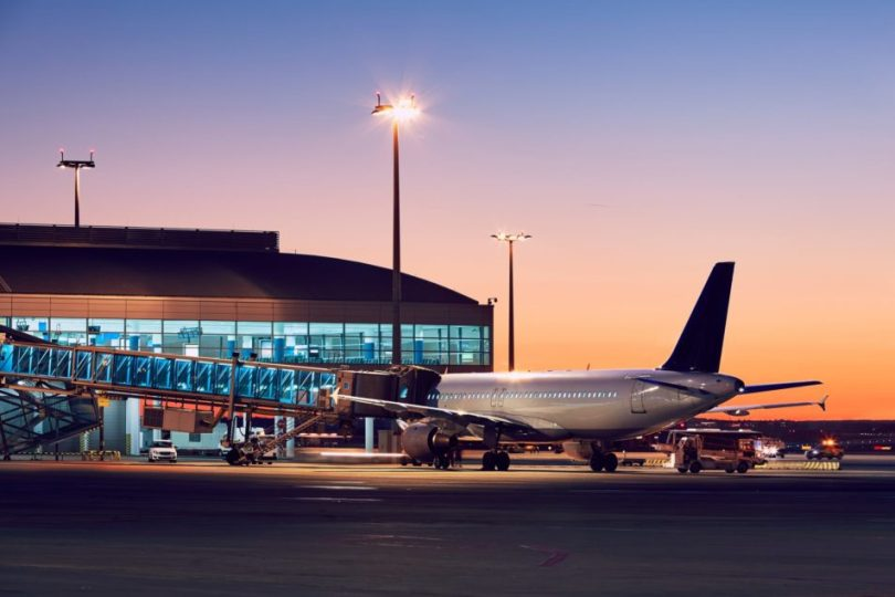 cotonou airport benin republic