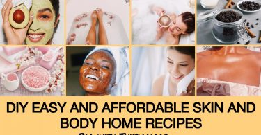 easy and affordable skin and body home recipes/bio with thysiamore