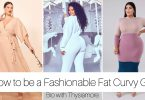 tips to be a fashionable fat girl/bio with thysiamore.