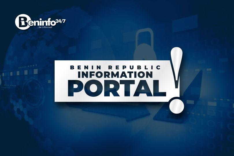 Benin Republic information portal