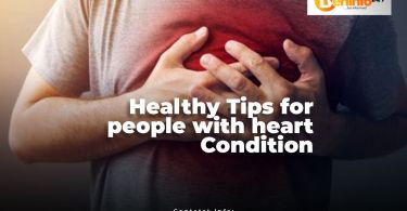Healthy Tips for Heart Conditions