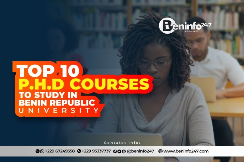 PhD courses to study in Benin Republic