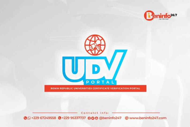 Benin Republic Universities certificate verification