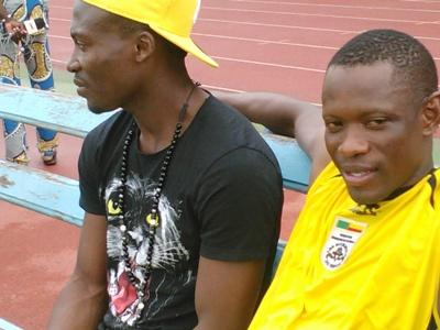 Mouri Ogounbiyi, Seydath Tchomogo