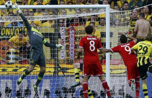 finale champions league 2013 Bayern-Dortmund