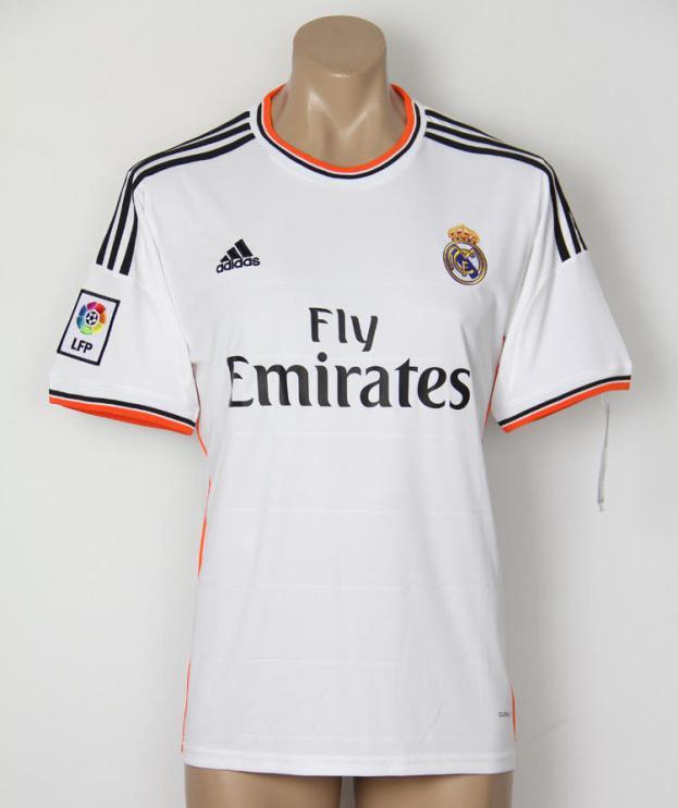 maillot real madid 2013-2014