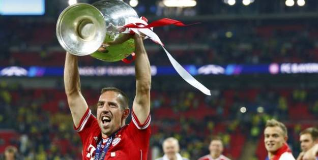 Ribéry finale ldc-2013