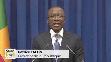 Photo of Patrice Talon: «Vous m'avez élu pour agir… Je me consacre pleinement à cette mission jour et nuit»