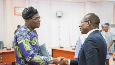 Photo of Le SG de la CSA-Bénin, Anselme Amoussou, fait le point sur leur rencontre avec Patrice Talon