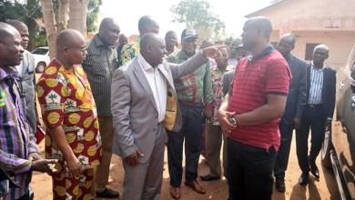 Photo of Le ministre Gaston Dossouhoui encourage et rassure les agriculteurs béninois