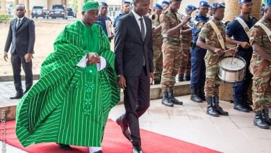 Photo of Les promesses d'Emmanuel Kayodé Oguntuasé, le nouvel ambassadeur du Nigéria au Bénin