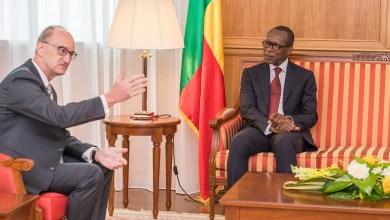 Achim Tröster : « L'Allemagne peut soutenir le Bénin »