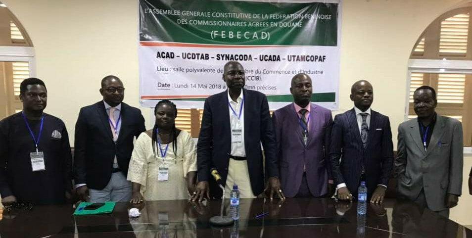 Les commissionnaires agréés en douanes du Bénin créent une fédération
