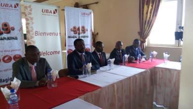 Photo of UBA Bénin lance « Magic Banking » qui permet d'accéder à son compte bancaire via téléphone et sans connexion Internet