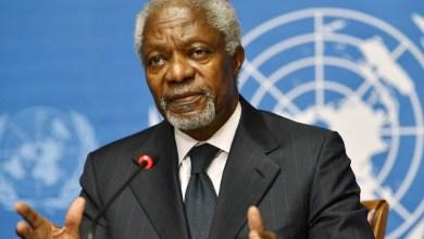 Photo of Aurélien Agbénonci en hommage à Kofi Annan: «C'est un homme qui m'a beaucoup marqué»